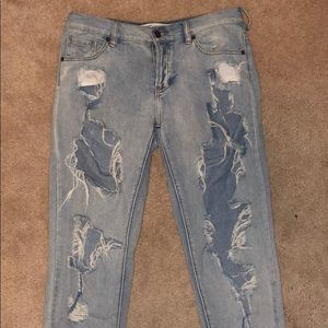 Extreme Ripped Jeans